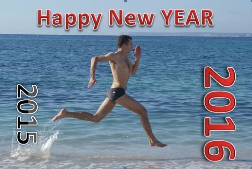 Dear Athletes Happy new year
