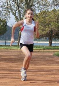 Lauftechniktraining für Nachwuchssportler