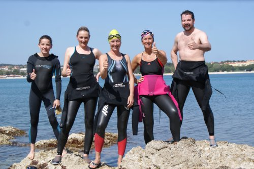 Mallorca 2014 Swim-Bike-Run!!!