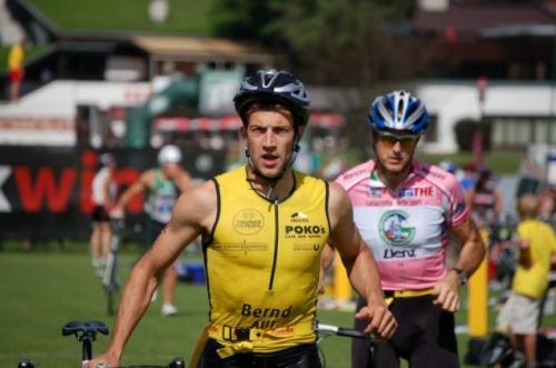 Meine Premiere als Triathlet in Kirchbichl / Tirol: TOP-TEN Platzierung