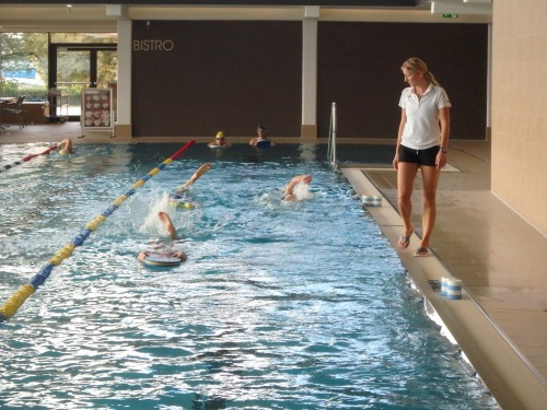Start Schwimmkurs Jänner 2016