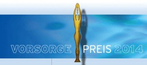 Vorsorgepreis 2014