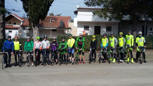 Trainingslager Umag 2018 Tag 2